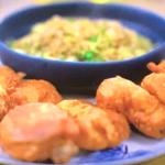 Gok Wan Crispy Korean fried chicken with pineapple fried rice recipe on Gok Wan's Easy Asian