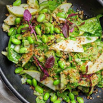 Simon Rimmer Courgette And Cucumber Salad recipe on Sunday Brunch