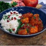 Nisha Katona Friday night chicken tikka masala curry recipe on This Morning