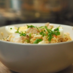 Gregg Wallace smoked haddock kedgeree with boil eggs recipe on Eat Well for Less?