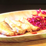 Gary Usher soy roast pork with noodles and cabbage salad recipe on How to Save a Grand in 24 Hours