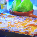Gary Usher lasagne with pork and beef mince recipe on How to Save a Grand in 24 Hours