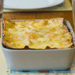 The Hairy Bikers' Lancashire cheese lover's lasagna with buffalo cheese recipe on The Hairy Bikers Go North