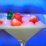 Gary Usher lemon pots with Rosé infused ice recipe on How to Save a Grand in 24 Hours