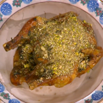 Jamie Oliver dukkah roast chicken with preserved lemons and honey recipe on This Morning