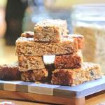 Ainsley Harriott fruity oat energy bars recipe on Ainsley's Good Mood Food