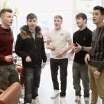 5th Base predicted to do well on The X Factor 2013 with the support of One Direction's Niall Horan