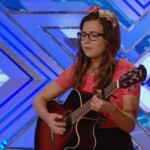 Abi Alton from Guisborough brought Country Music to The X Factor 2013 auditions singing Travelling Soldier