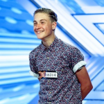 Giles Potter from Worcester impressed with Price Tag at The X Factor 2013 auditions