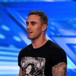 Joseph Whelan's X Factor 2013 audition could be is last after returning with his son singing Always by Bon Jovi