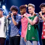 Kingsland impressed at X Factor Bootcamp singing For Once in my Life by Stevie Wonder