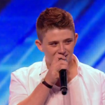Nicholas McDonald sings Rock With You by Michael Jackson on the X Factor 2013 disco week 4
