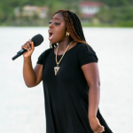HANNAH BARRETT sings A Change is Gonna Come by Sam Cooke at Judges Houses in Antigua X Factor 2013