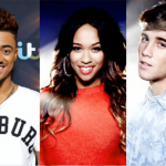 X Factor Love Triangle involving Tamera Foster, Sam Callahan and Kingsland Road