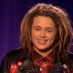 Luke Friend finished The X Factor 2013 in third place after the public vote