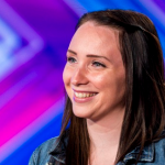 Amy Connolly singing With You and Chloe O'Gorman singing Right to be Wrong make a return to The X Factor 2014