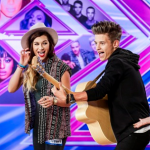 Only The Young band members impressed with an Elton John classic on The X Factor 2014 auditions