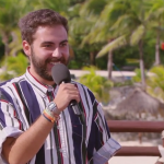 Andrea Faustini  And I'm Telling You wows at The X Factor Judges Houses in Bermuda