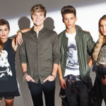 Only The Young singing Jailhouse Rock and Twist n Shout  on The X Factor 2014 first live show