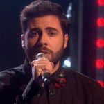 Andrea Faustini rocked with Somebody to Love by Queen after returning from his trip to Italy on The X Factor