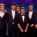 Stereo Kicks sings Mack The Knife after going go karting on the X Factor 2014 Big Band Week