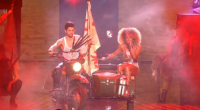 Fleur East took to The X Factor stage tonight to sing can't Hold Us by Macklemore and Ryan Lewis on The X Factor 2014 final. The only girl to make […]