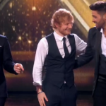 Ben Haenow  duet with Ed Sheeran on The X Factor 2014 final with Thinking Out Loud