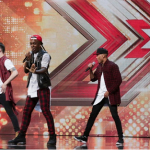 The First Kings band members tryout for X Factor 2015 singing Uptown Funk