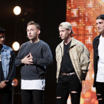 New Wave boy band members tryout for X Factor 2015 singing NSync's Bye Bye Bye