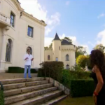 Location of Simon Cowell's mansion in France on The X Factor Judges Houses 2015