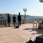 Louis Walsh X Factor 2017 Judges House by the river in Istanbul