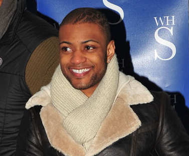 jb from jls on countryfile