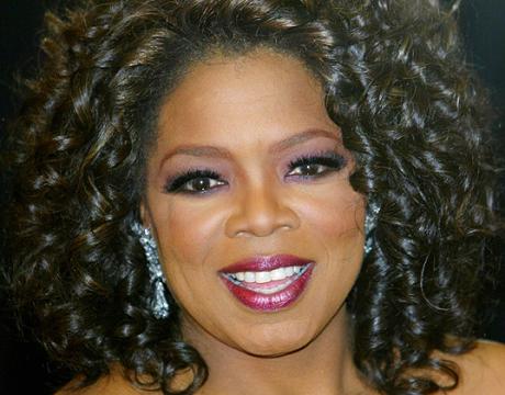 Oprah Winfrey on the Jonathan Ross show