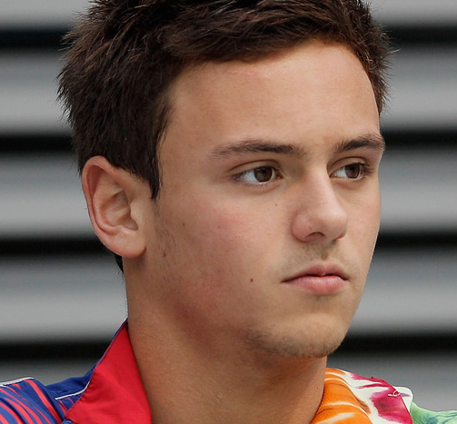 tom daley's baking competition
